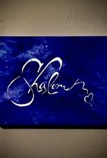 Chaipainter Shalom painting