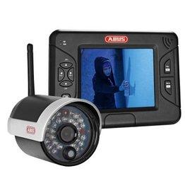 "Abus 3,5"" Videobewakingsset Voor Thuis"