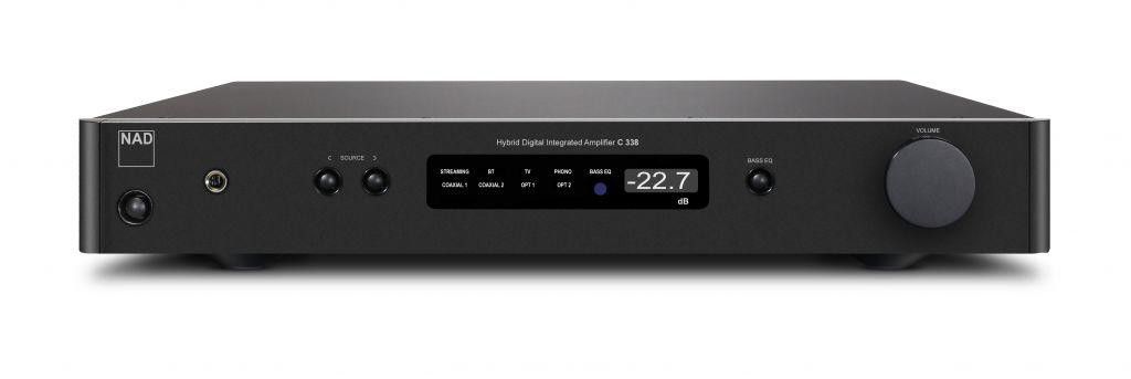 NAD NAD C338 Stereo versterker