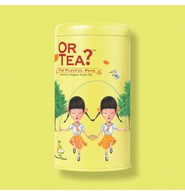 Or Tea? The Playful Pear