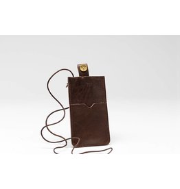 P.A.P. Klippan iPhone 6 leather case