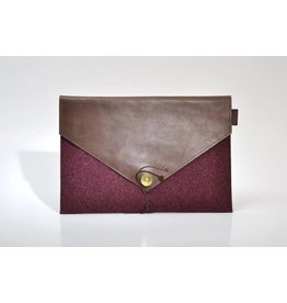 P.A.P. Saltholmen iPad Air cover Heather / Brown