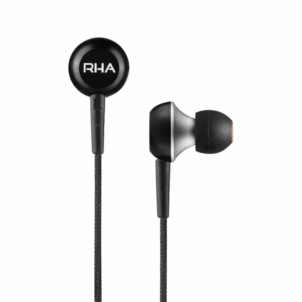 RHA MA350 Noise isolating in-ear headphone