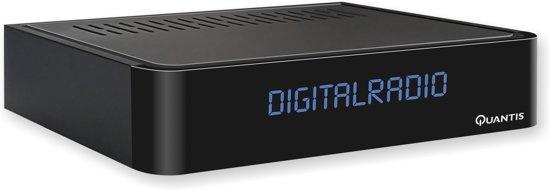 Quantis Quantis Digitale DVB-C Radiotuner