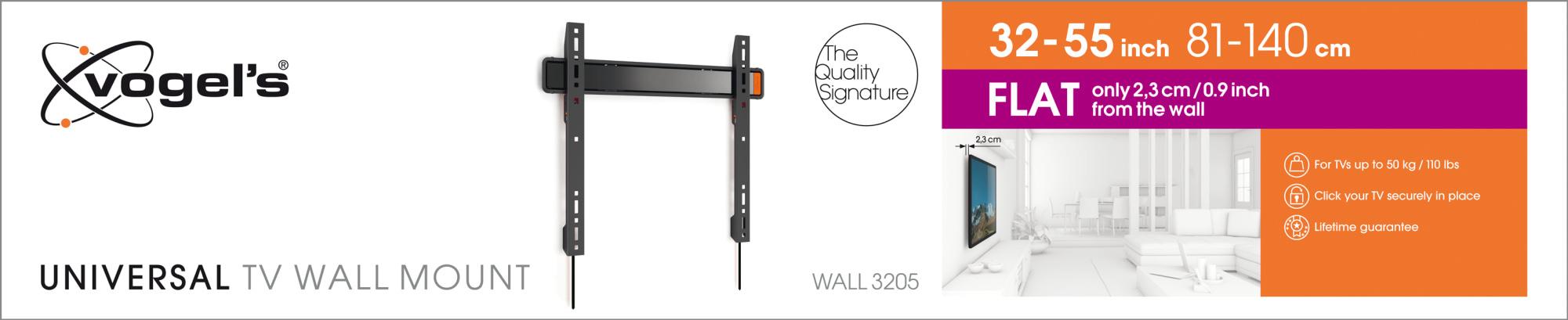 Vogels Vogels Wall 3205