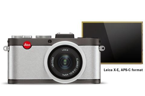 Leica Leica X-E + gratis lederen case