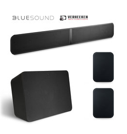 Bluesound Bluesound Surround setup