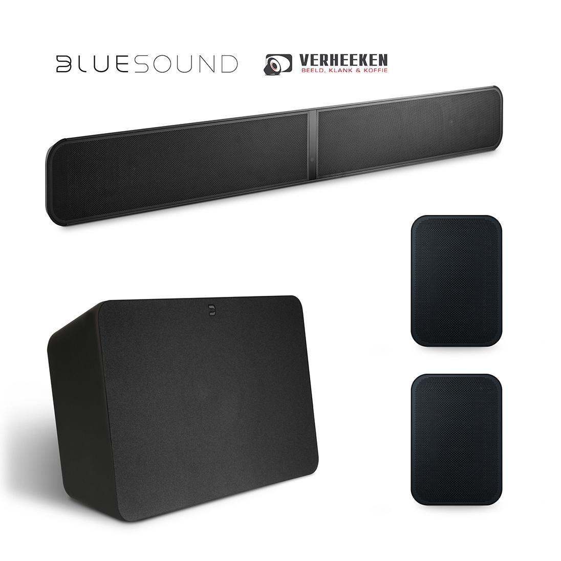 Bluesound Bluesound Surround setup