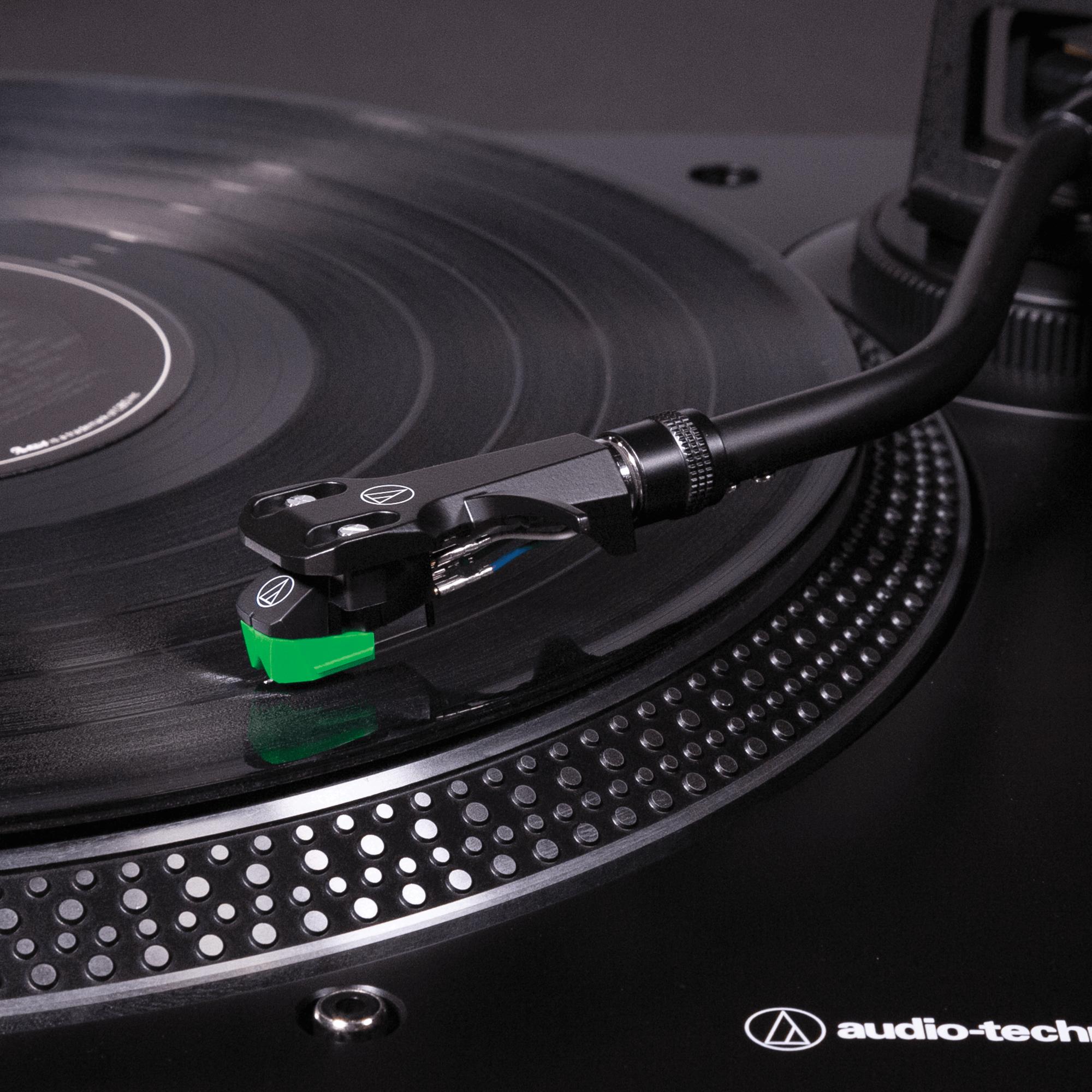 Audio Technica Audio Technica AT-LP120XUSBBK