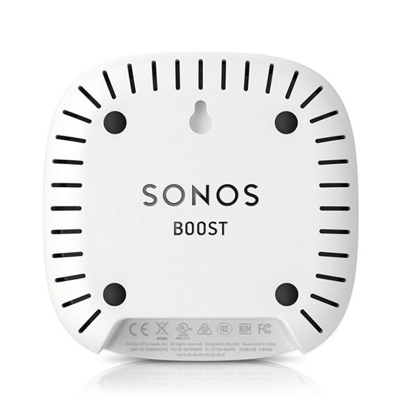Sonos Boost streaming audio netwerkadapter