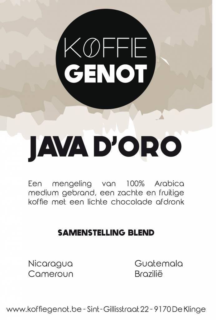 Koffiegenot Java D'oro