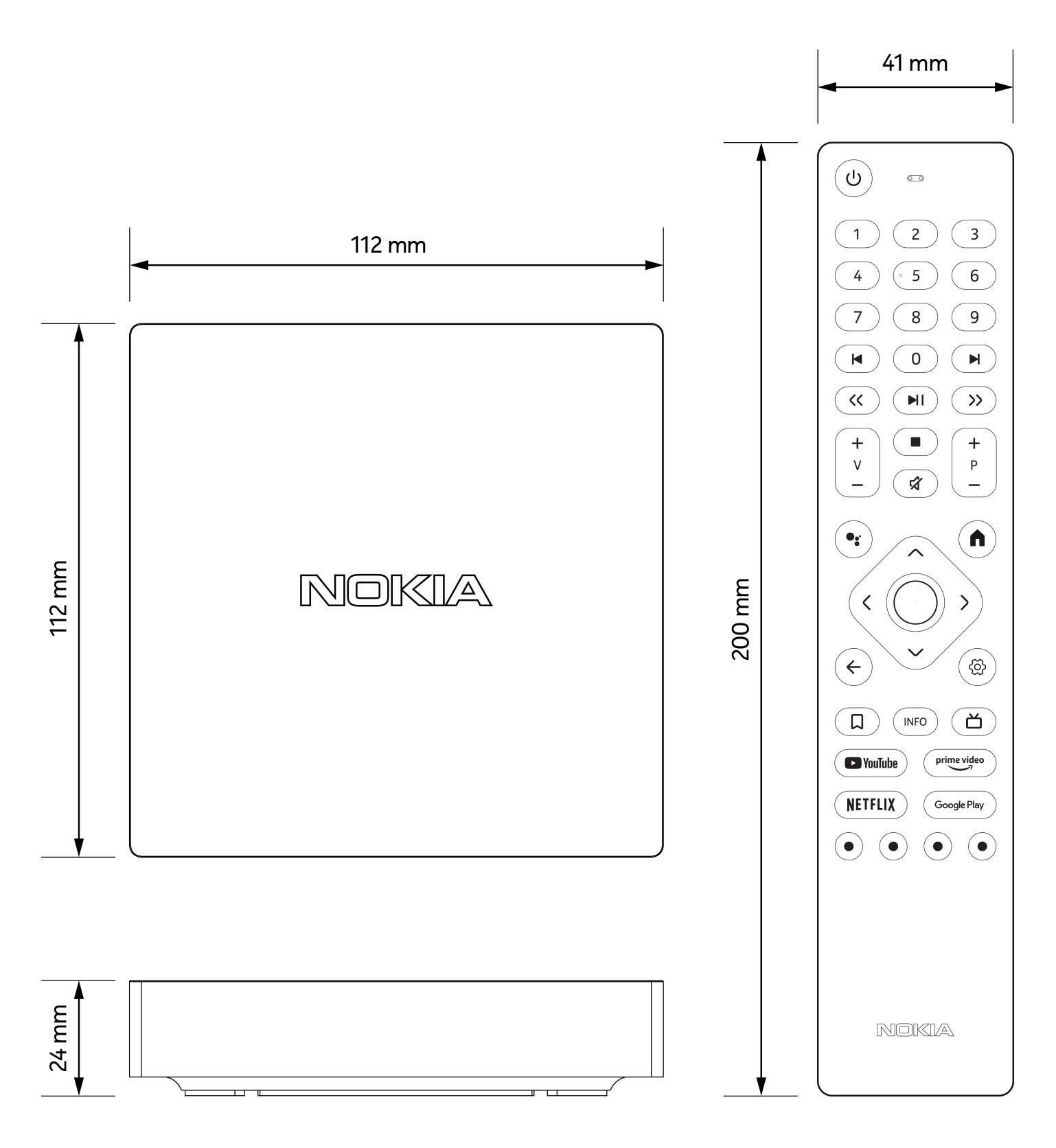 Nokia Nokia Android TV box