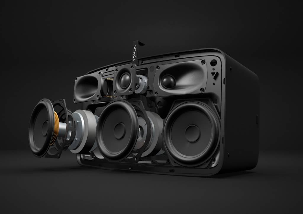 Sonos Play 5 gen2 streaming audio luidspreker