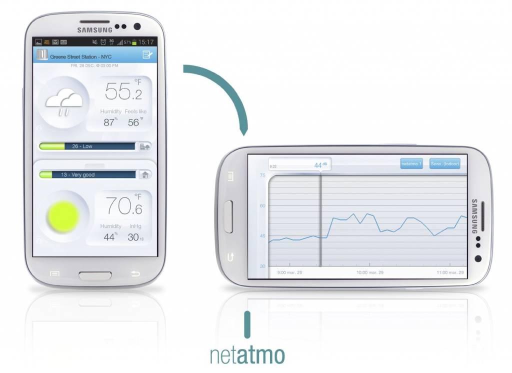 Netatmo Weerstation extra unit