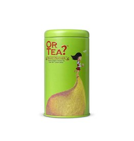 Or Tea? Mount Feather losse thee in blik