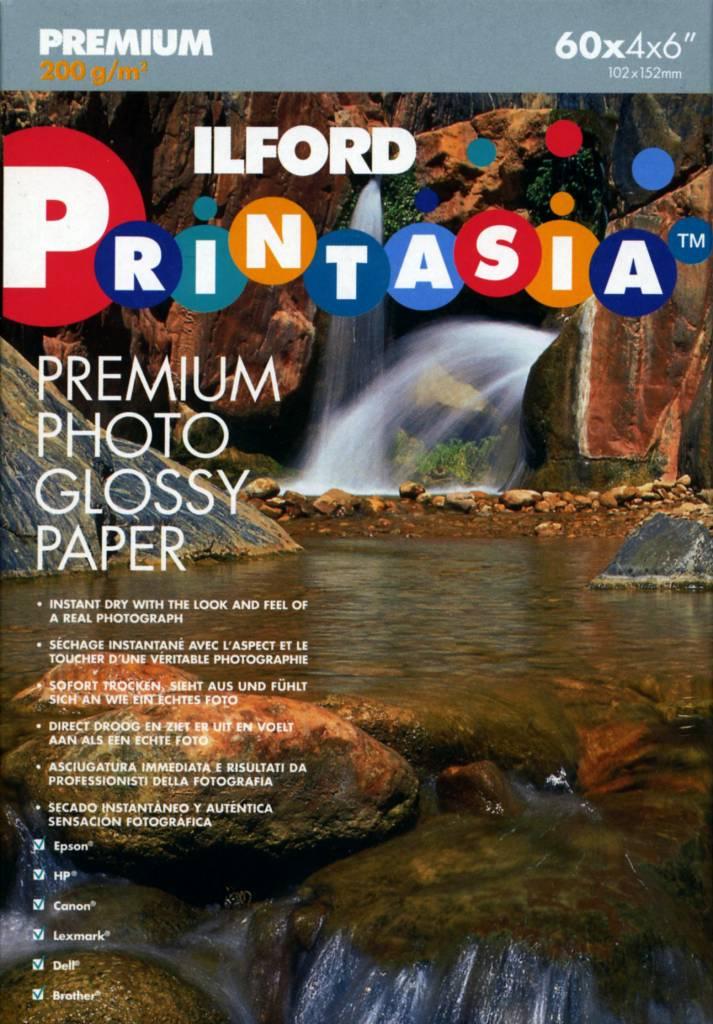 Ilford A6 Premium Photo Glossy Paper 200g/m²