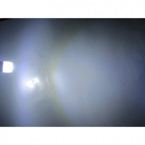 (new) W5W T10 1W highpower glow-head LED Xenon Wit