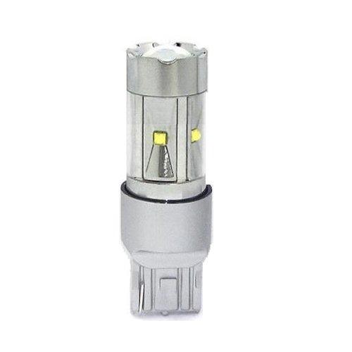 * Duplo: T20/S25W 7443 40W Cree LED Xenon wit (new model)