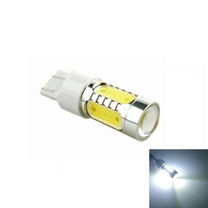 *T20 7443-CK 7,5W COB New model  high power led xenon wit