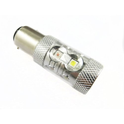 1157 BAY15D Cree 40w Switchback Duplo Wit/Geel High Power LED lamp