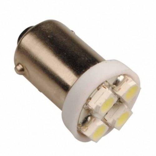 BA9S 4 LED SMD 1210 wit