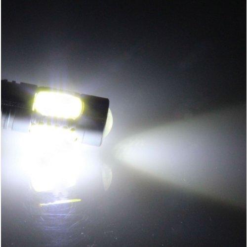 BA9S 7,5W COB highpower met lens