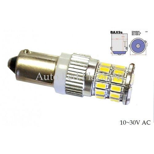 BAX9S 3014SMD 36x LED