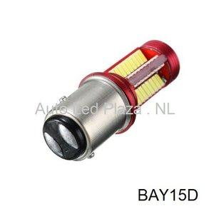BAY15D 1157 78x 4014SMD 12~24V wit CanBus