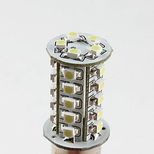 BAY15D/1157 30 led 1210 smd rem ?®n achterlicht in ?®?®n fitting (wit)