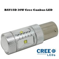 BAY5D 1157 30W Cree XBD-R2 Canbus Highpower LED