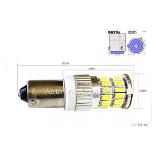 BAY9S 3014SMD 36x LED