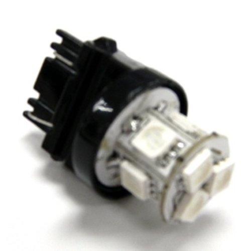 Duplo: T20 W21/5W 7443 8 LED SMD 5050 Wit