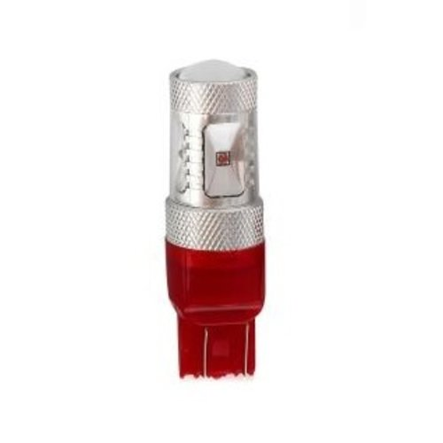 Duplo: T20/S25W 7443 30W Cree LED ROOD