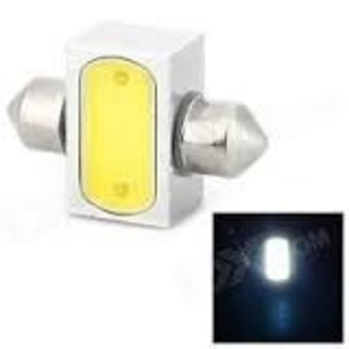 Festoon 31mm 2W 160lm COB high power LED