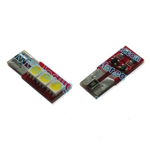Generatie 2 T10 W5W 3 LED SMD 5050 Canbus LED