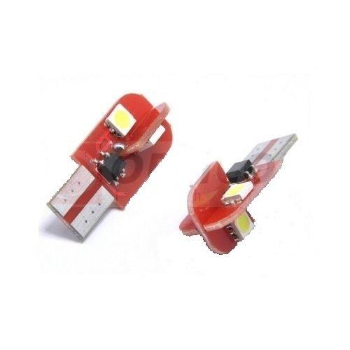 Generatie 3 T10 W5W 4 LED SMD 5050 No Polarity Canbus LED