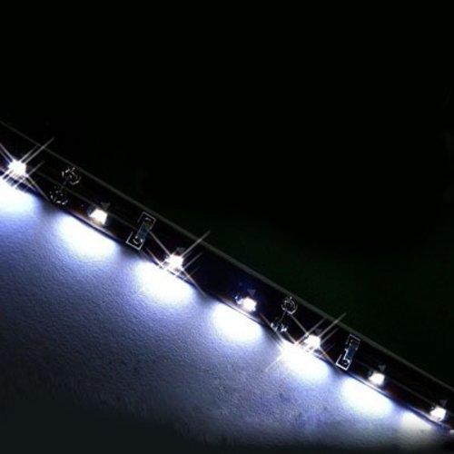 Side shine ledstrip 60cm 30leds wit