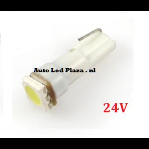 24V T5 1x 5050smd LED wit