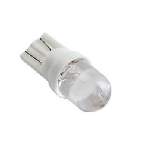 T10 W5W 24Volt 1x LED bol licht :Wit