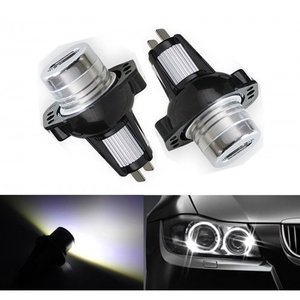 Xenon wit 6W High Power LED BMW Angel Eyes Ring Marker lampen voor BMW