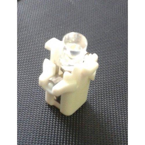 B8.3D 1 led plat wit