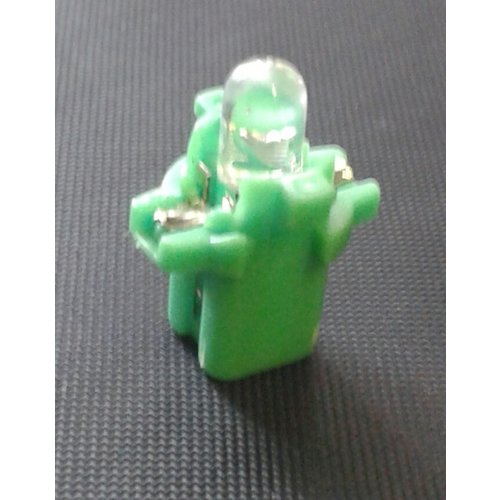B8.3D 1 led rond groen