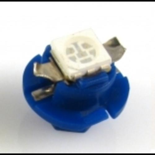 B8.4D 1x 5050SMD LED blauw