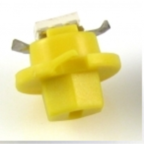 B8.4D 1x 5050SMD LED geel