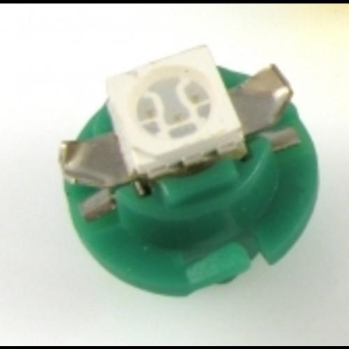 B8.4D 1x 5050SMD LED groen