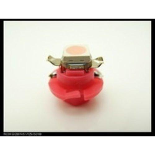 B8.4D 1x 5050SMD LED roze