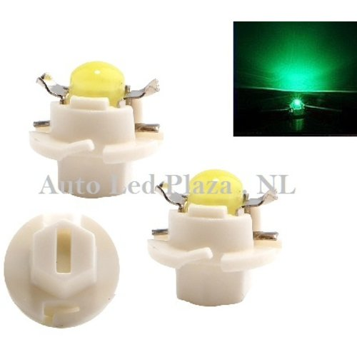B8.4D COB Full Glow LED Groen