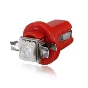 B8.5D 1D 1x LED 5050 SMD rood