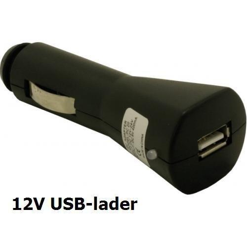 Auto USB-adapter 12V