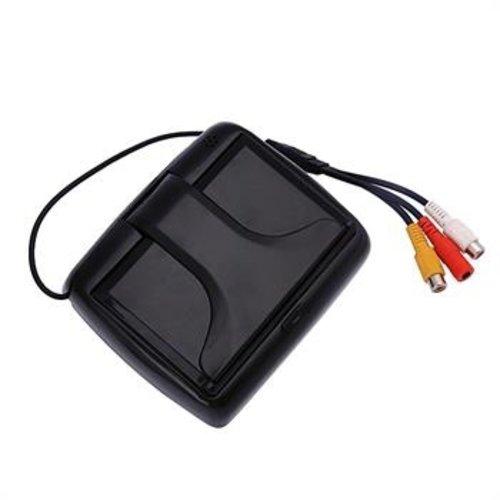 Combinatie pakket: Opvouwbaar 4.3 inch TFT LCD kleuren scherm incl.camera lens